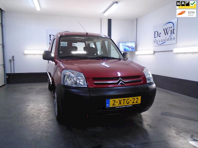 Citroen Berlingo 1.4i Cinqspace Club incl NWE APK /GARANTIE !!