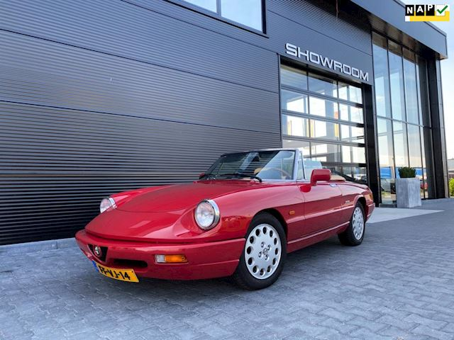 Alfa Romeo Spider occasion - Pitstop Car Trading