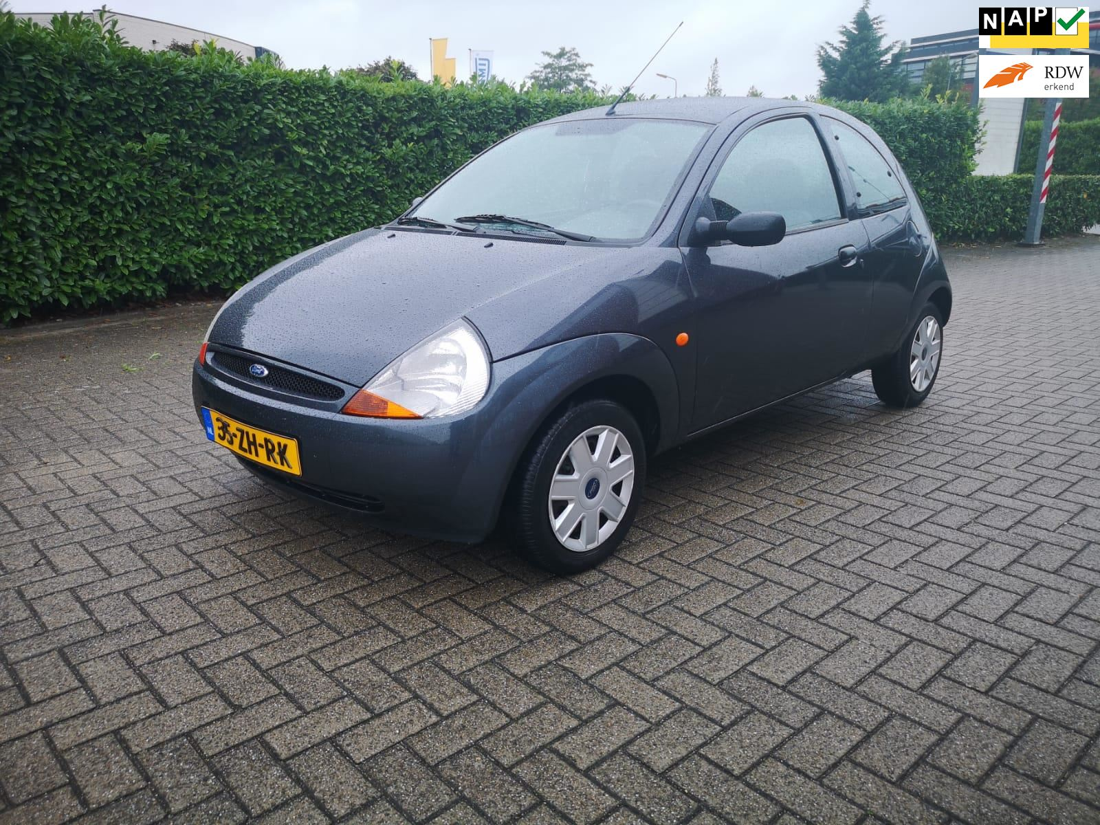 Ford Ka occasion - YoungTimersHolland