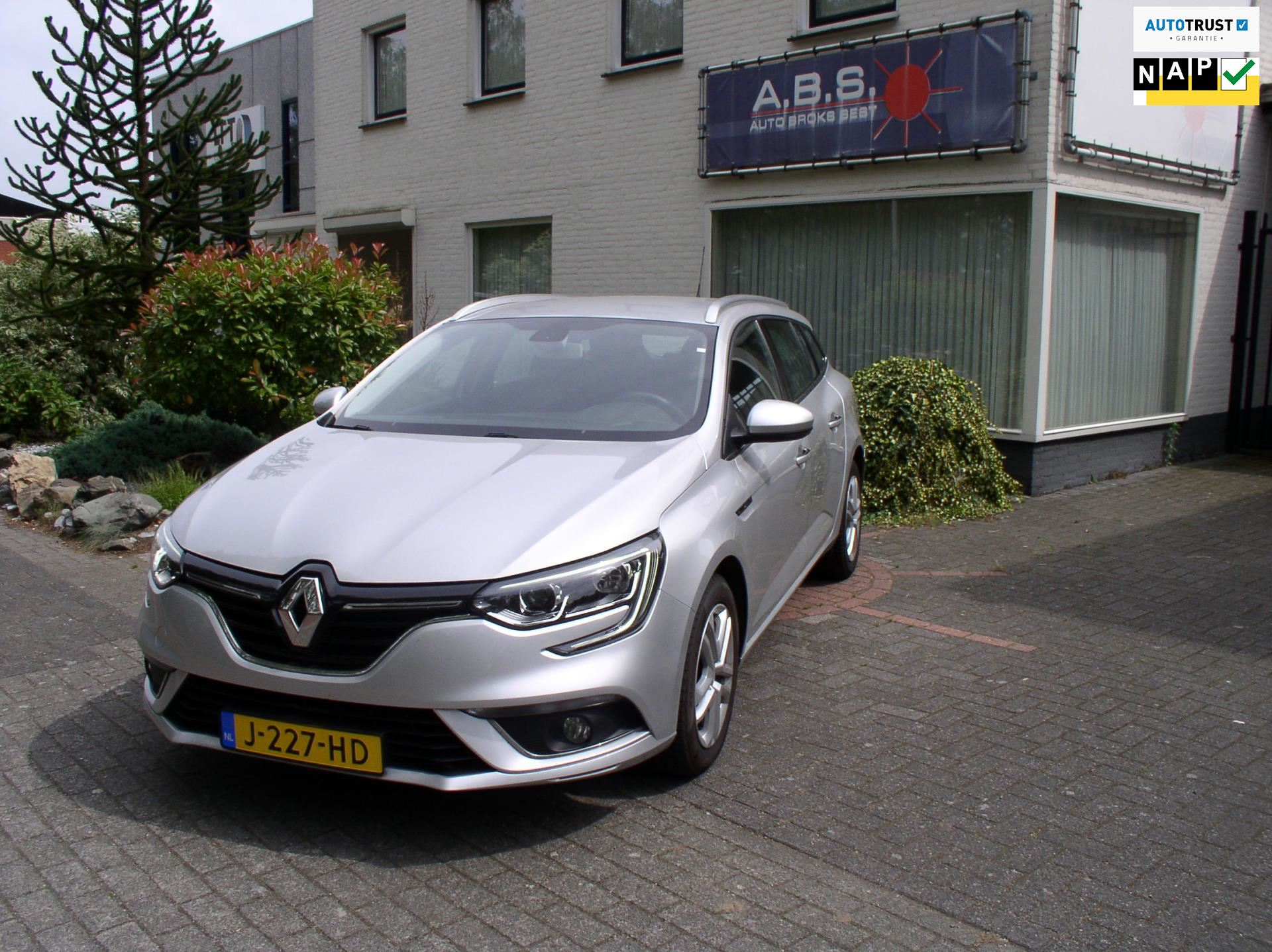 Renault Mégane Estate occasion - Auto Broks Son B.V.