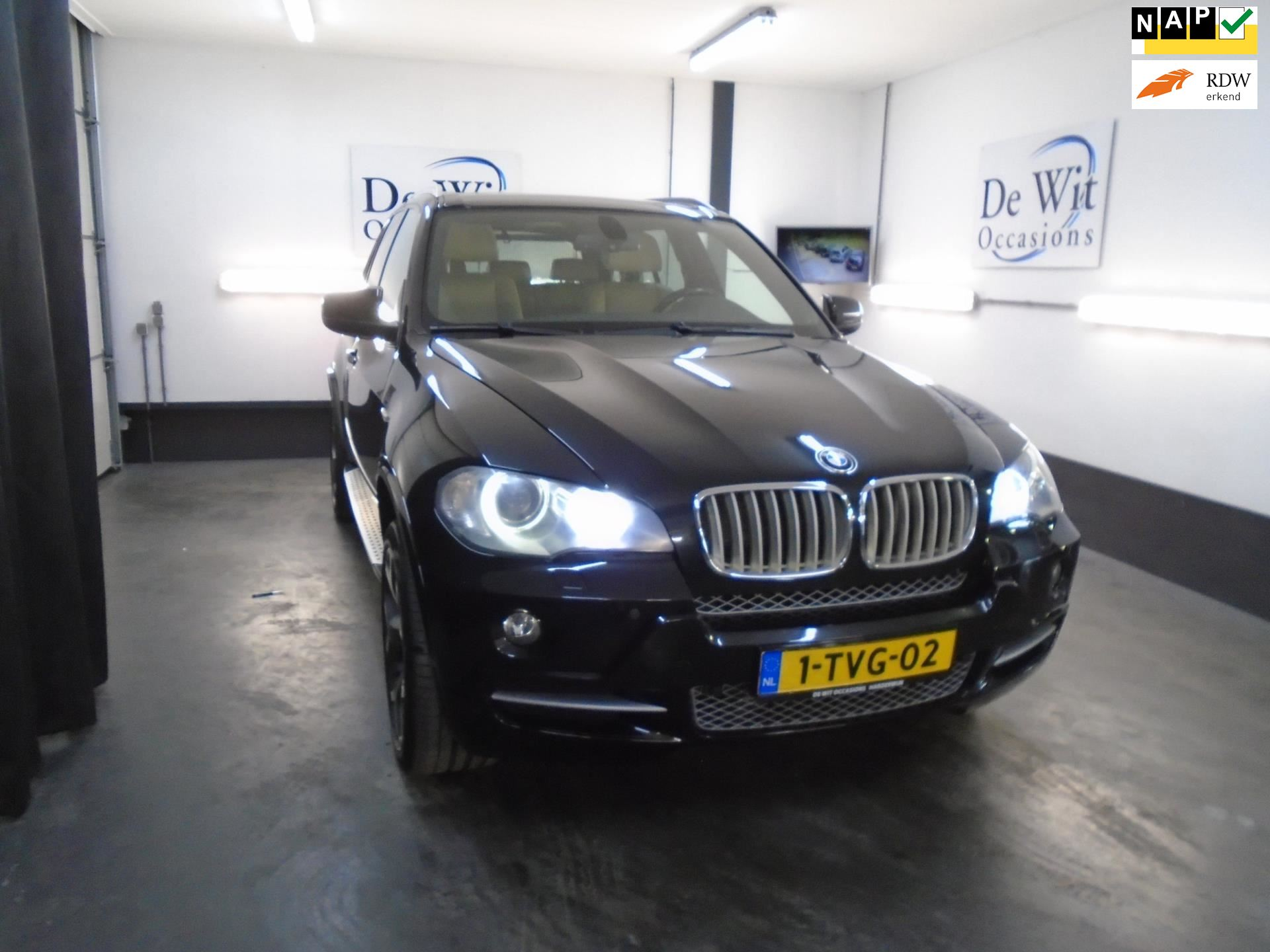 BMW X5 occasion - De Wit Occasions