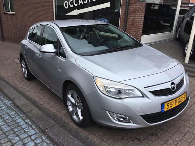 Opel Astra 1.3 CDTi Cosmo vol opties