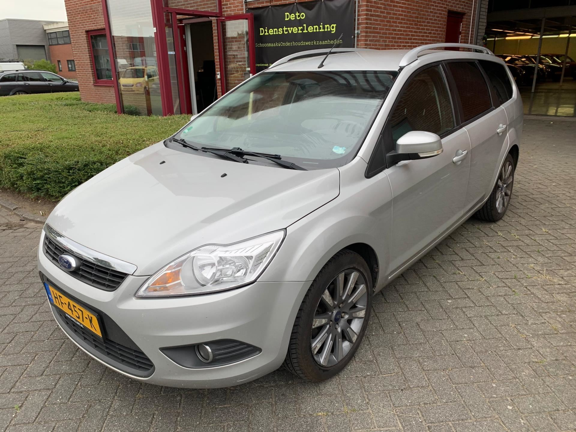 Ford Focus Wagon occasion - Handelsonderneming Deto