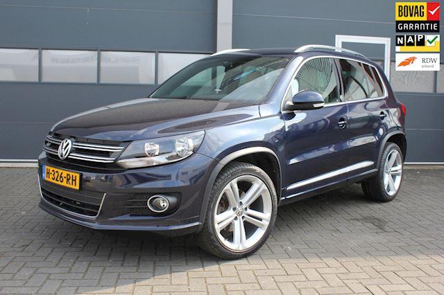 Volkswagen Tiguan 2.0 TSI Sport&Style R-Line Wolfsburg Edition