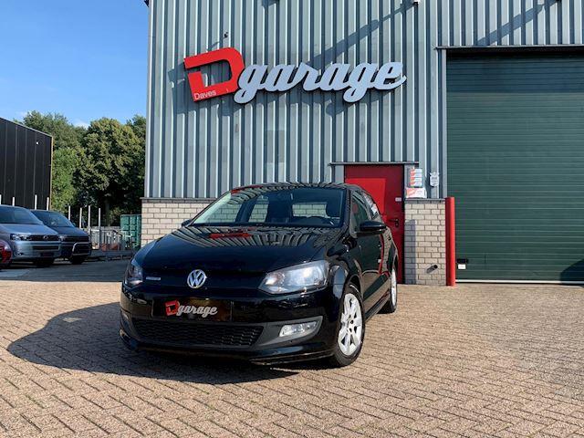 Volkswagen Polo 1.2 TDI BlueMotion Comfortline veel opties!