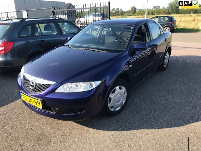 Mazda 6 1.8i ExclusiveEURO4 Info:0655357043