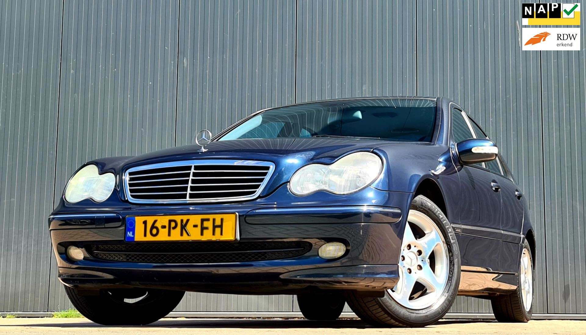 Mercedes-Benz C-klasse occasion - van den Boog Automotive