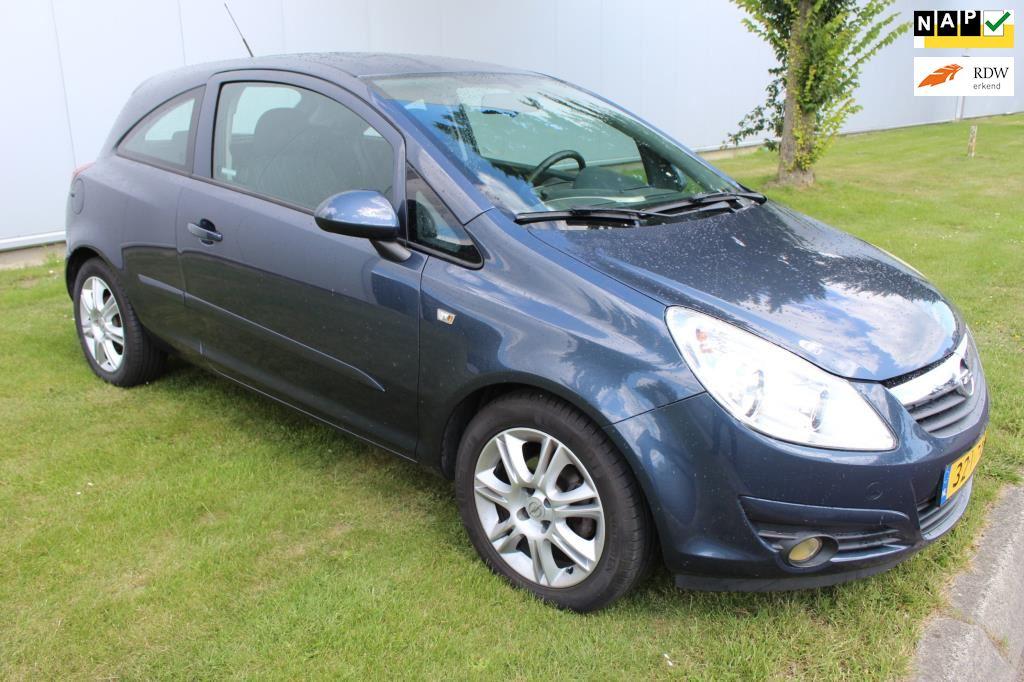 Opel Corsa occasion - Elbay Auto & Bandenservice