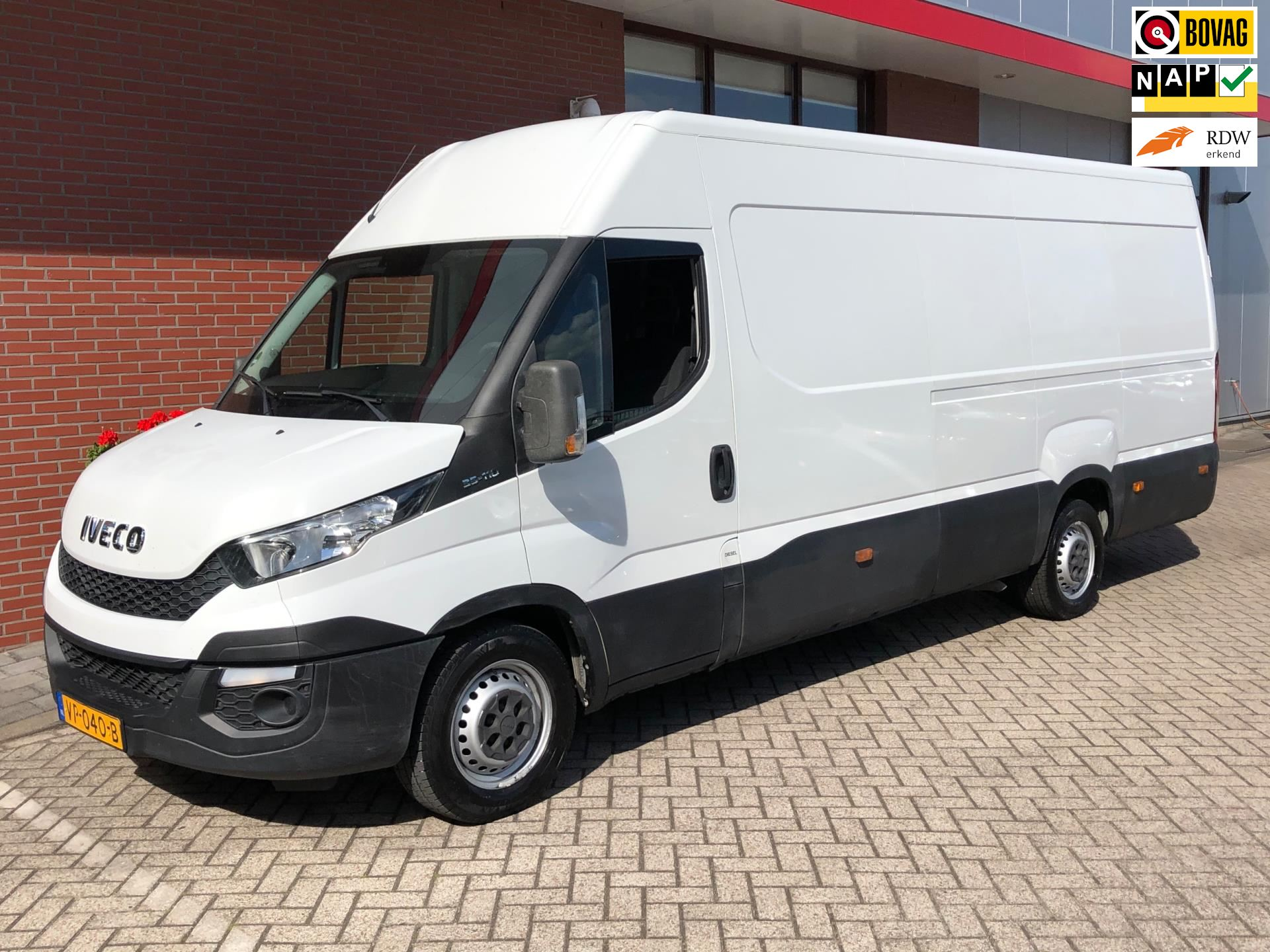 Iveco Daily occasion - Wester Wognum B.V.