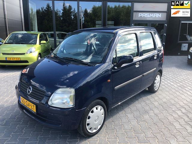 Opel Agila 1.2-16V Comfort  NIEUWE APK, TOPSTAAT