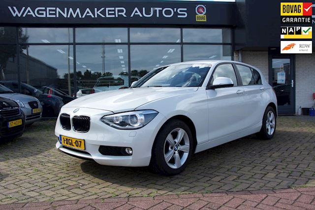 BMW 1-serie 116i Executive|Clima|Cruise|NAVI|Pdc|Super netjes!
