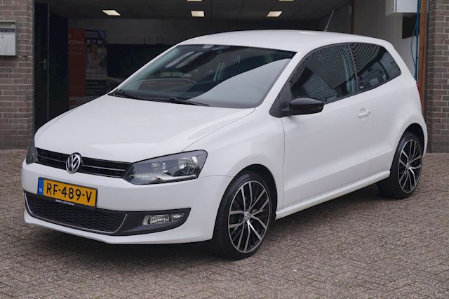 Volkswagen Polo 1.2 Stoelverwarming carplay Navi