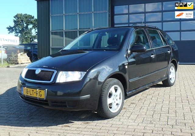 Skoda Fabia Combi 1.9 SDI Creation  VOL JAAR APK