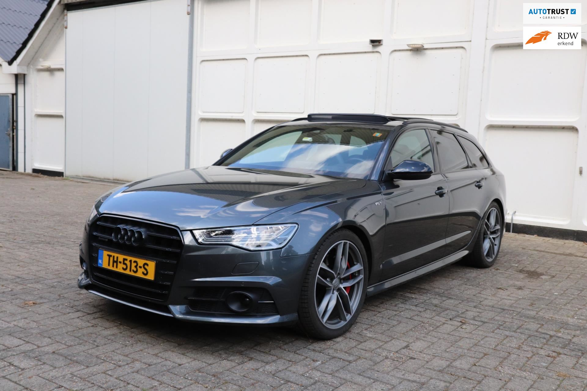 Audi A6 Avant occasion - Autobedrijf Holtslag