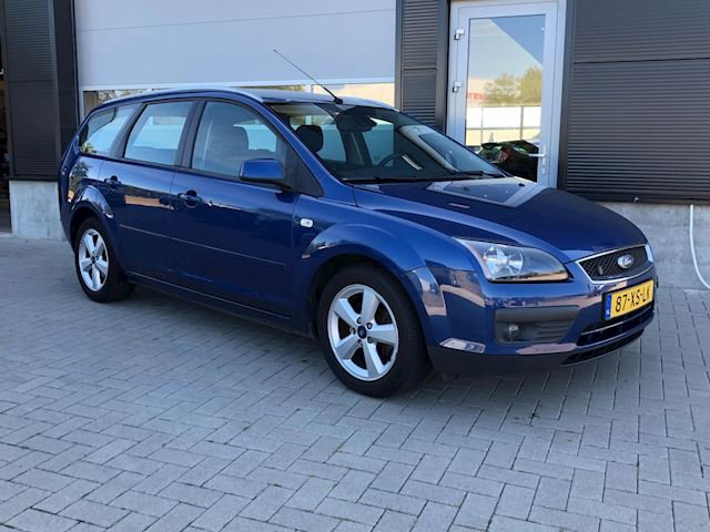 Ford Focus Wagon 1.8 Airco LM-velgen PDC Cruise Stoelverw.