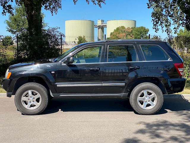 Jeep Grand Cherokee 3.0 V6 CRD Limited extra hoge uitvoering