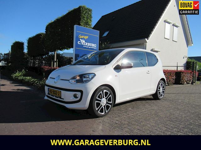Volkswagen Up! 1.0 high up! (Airco,Cruise,Navi,PDC)