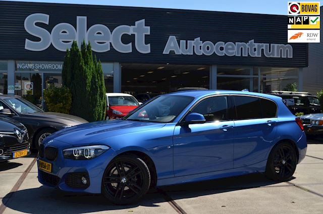 BMW 1-serie 118i Automaat Edition M Sport Shadow High Executive | LED | Navi