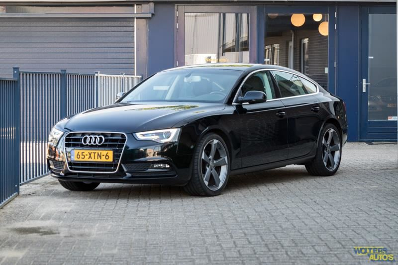 Audi A5 Sportback occasion - Wolters Auto's