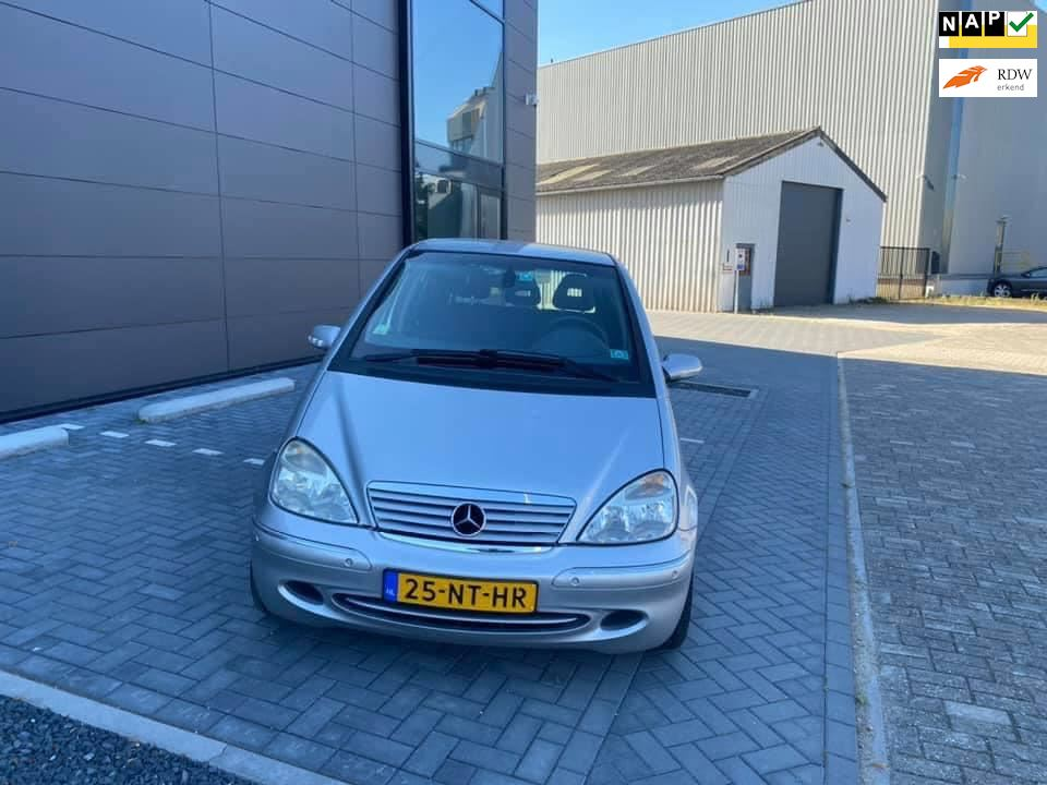 Mercedes-Benz A-klasse occasion - Auto Techno Schamp BV
