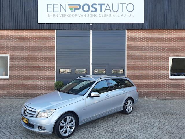 Mercedes-Benz C-klasse Estate 180 K BlueEFFICIENCY Bus.Edition Elegance. Leer, Navigatie, Xenon, ECC