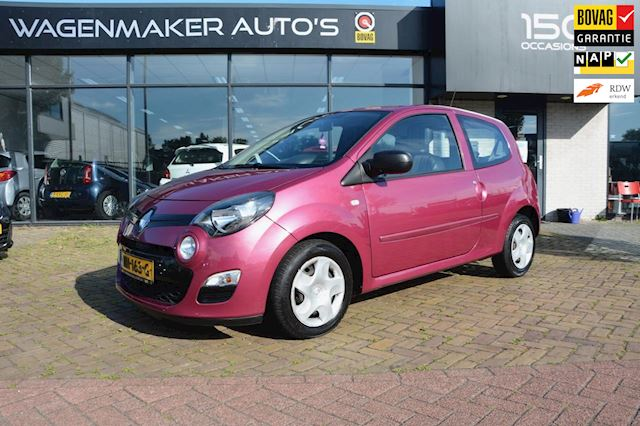 Renault Twingo 1.2 16V Collection|airco|cruise|USB|AUX|Netjes