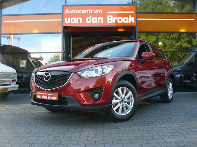 Mazda CX-5 2.0 TS 2WD Navi Climate Cruise Ctr Stoelverwarming Pdc V+A Trekhaak Lmv