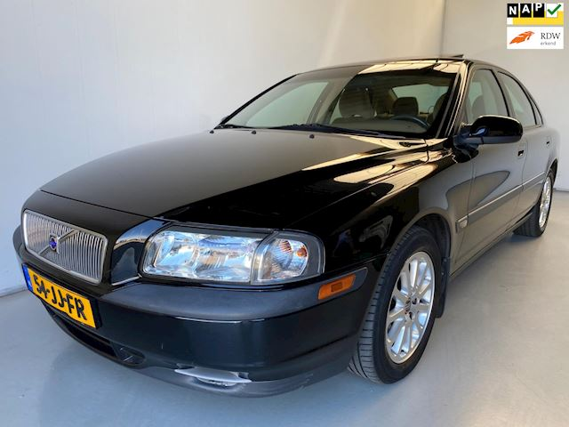 Volvo S80 2.4 Climate Line Automaat Schuifdak Airco Cruise control