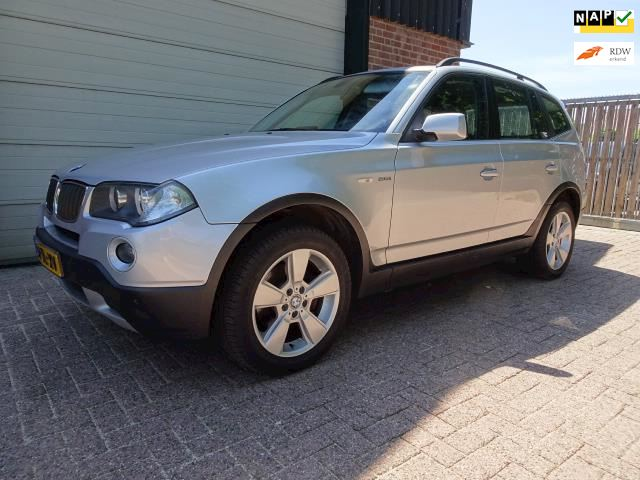 BMW X3 occasion - Theo Coppens Auto's