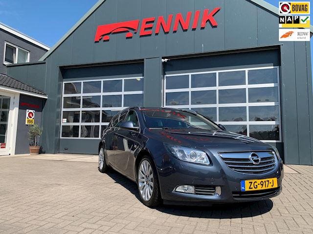 Opel Insignia Sports Tourer 1.6 T Executive Sport leder