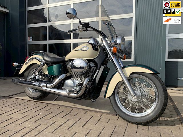 Honda Chopper VT 750C2 Shadow ACE 16.000 km NIEUWSTAAT !!