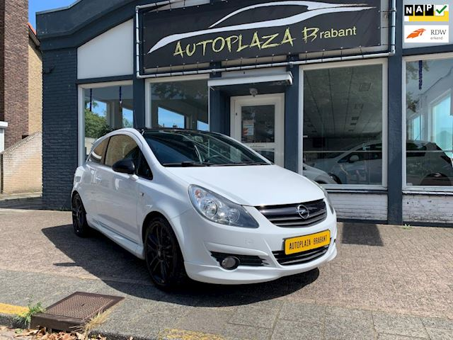 Opel Corsa 1.4-16V / LIMITED EDITION/ AIRCO/ AUX/ 17 INCH VELGEN