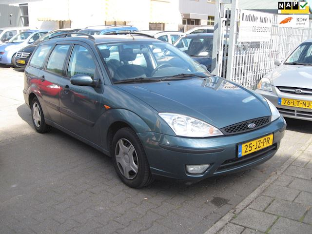 Ford Focus Wagon 1.6-16V Cool Edition airco elek pak nap nw apk