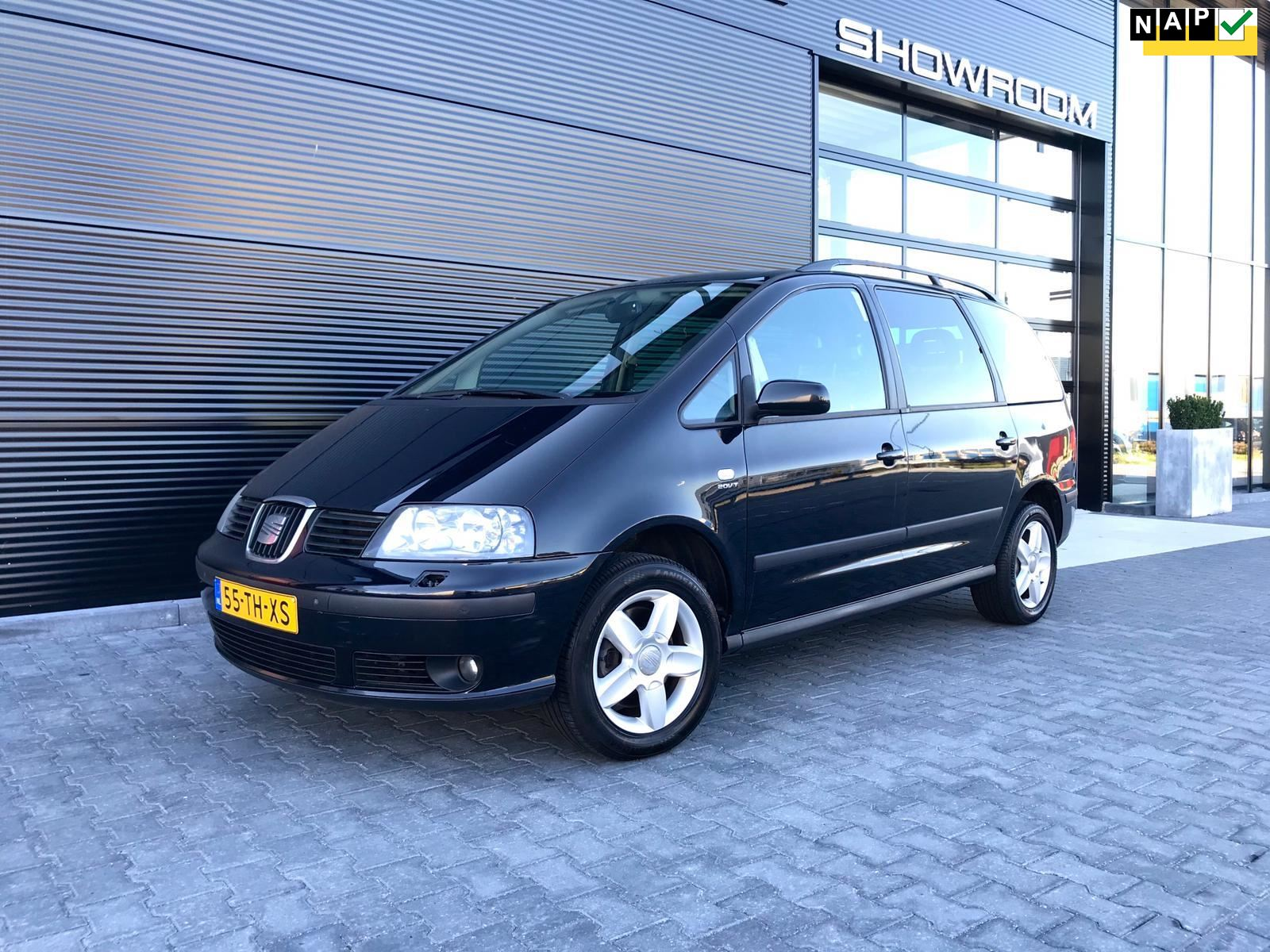 Seat Alhambra occasion - Pitstop Car Trading