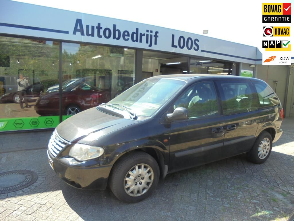 Chrysler Voyager occasion - Bovag Autobedrijf Loos