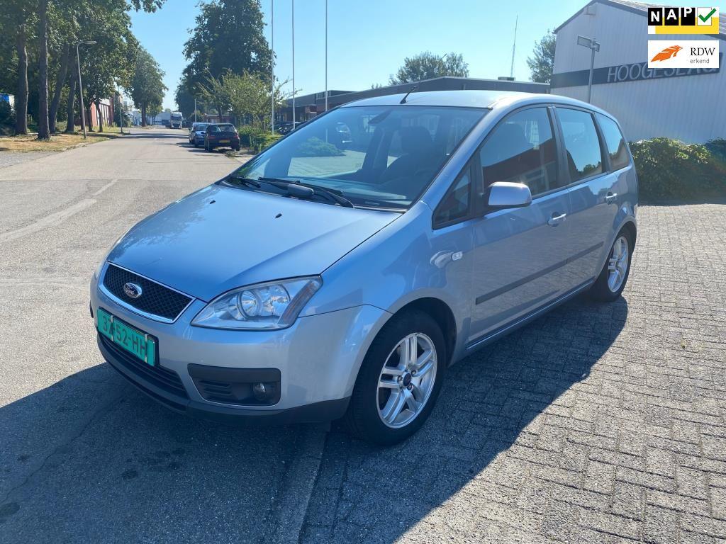 Ford Focus C-Max occasion - Van Emden Auto`s