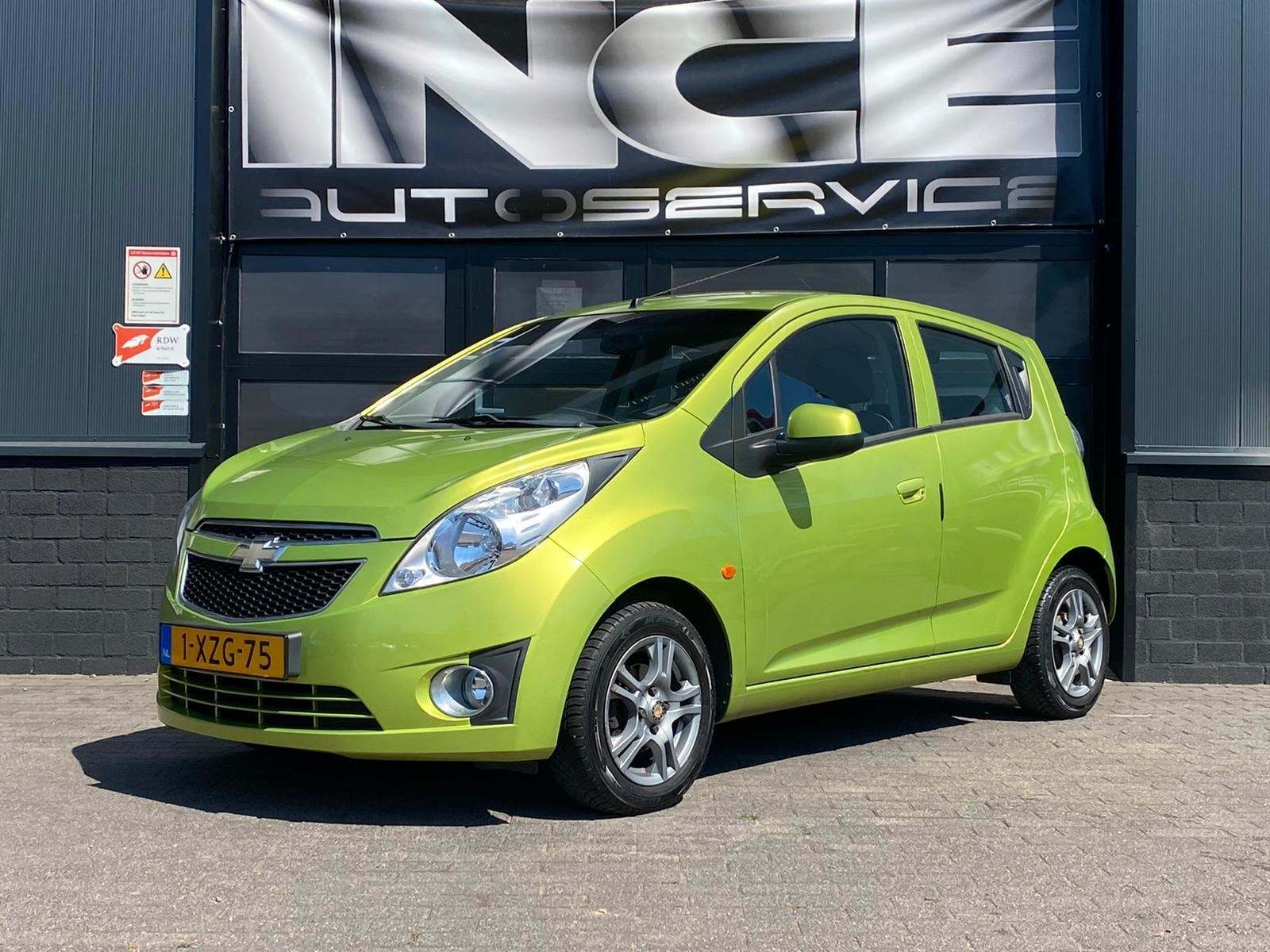 Chevrolet Spark occasion - Ince Autoservice