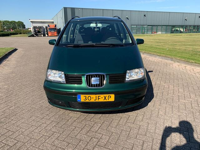 Seat Alhambra 2.0 7 Persoons