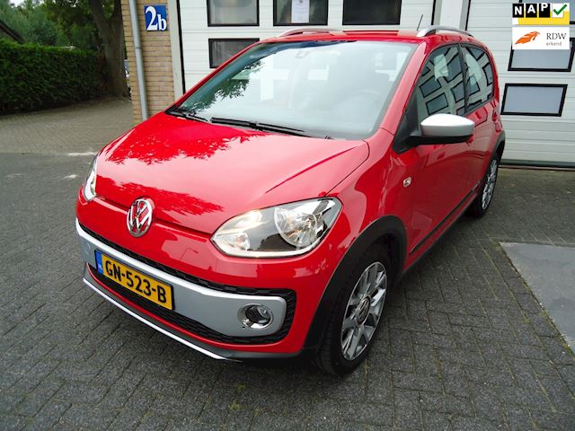Volkswagen Up! 1.0 cross up! BlueMotion