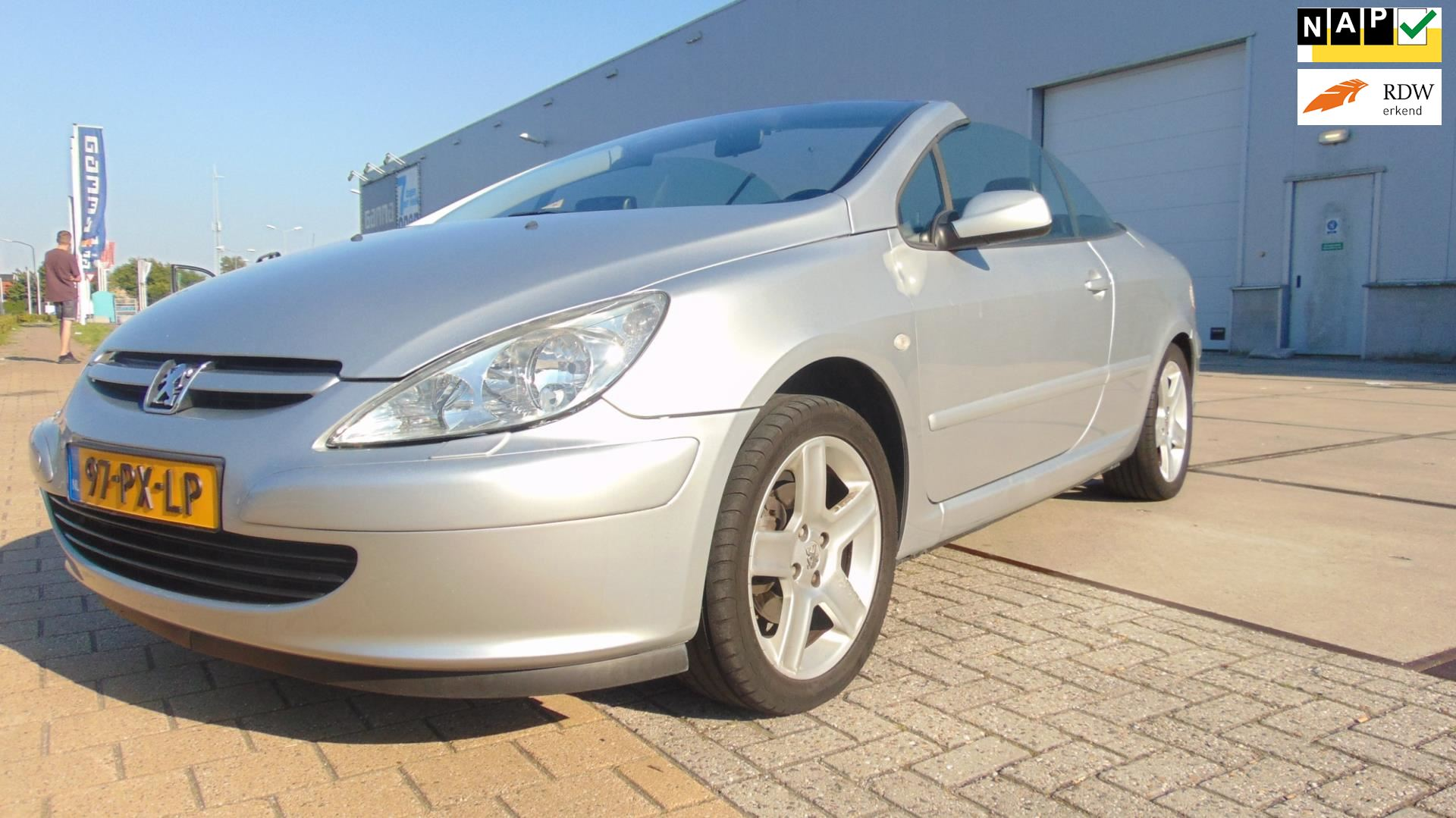 Peugeot 307 CC occasion - FB2 Cars