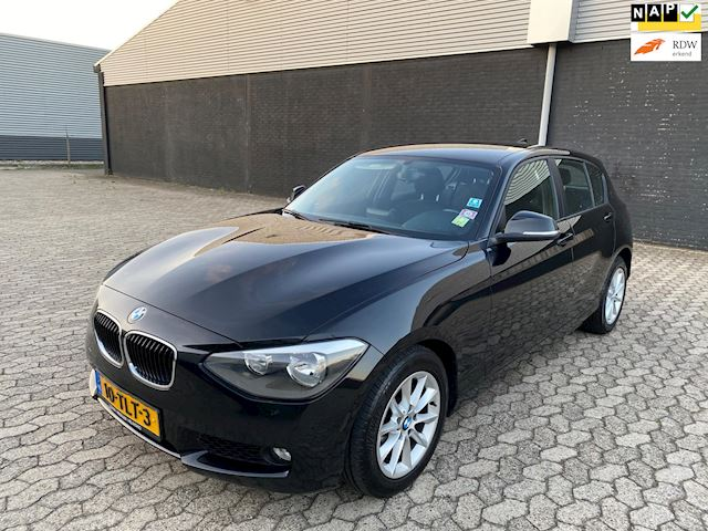 BMW 1-serie occasion - City Cars Breda