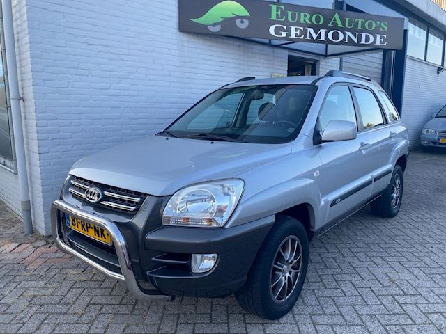 Kia Sportage 2.0 CVVT Executive luxe uitvoering 140905 km N.A.P
