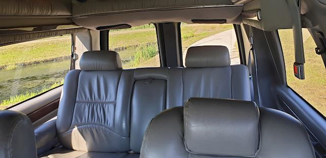 Chevrolet USA Chevy Van G1500 explorer RR/SE CAmper V8 met LPG G3