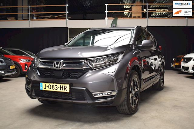 Honda CR-V 1.5 AWD Lifestyle 7p 193 pk trekhaak
