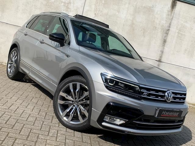 Volkswagen Tiguan 2.0 TSI 2X R-LINE PANO 20INCH  VIRTUAL HEAD UP DEALER ONH