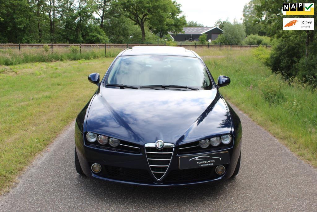 Alfa Romeo 159 Sportwagon occasion - Veenstra Auto's