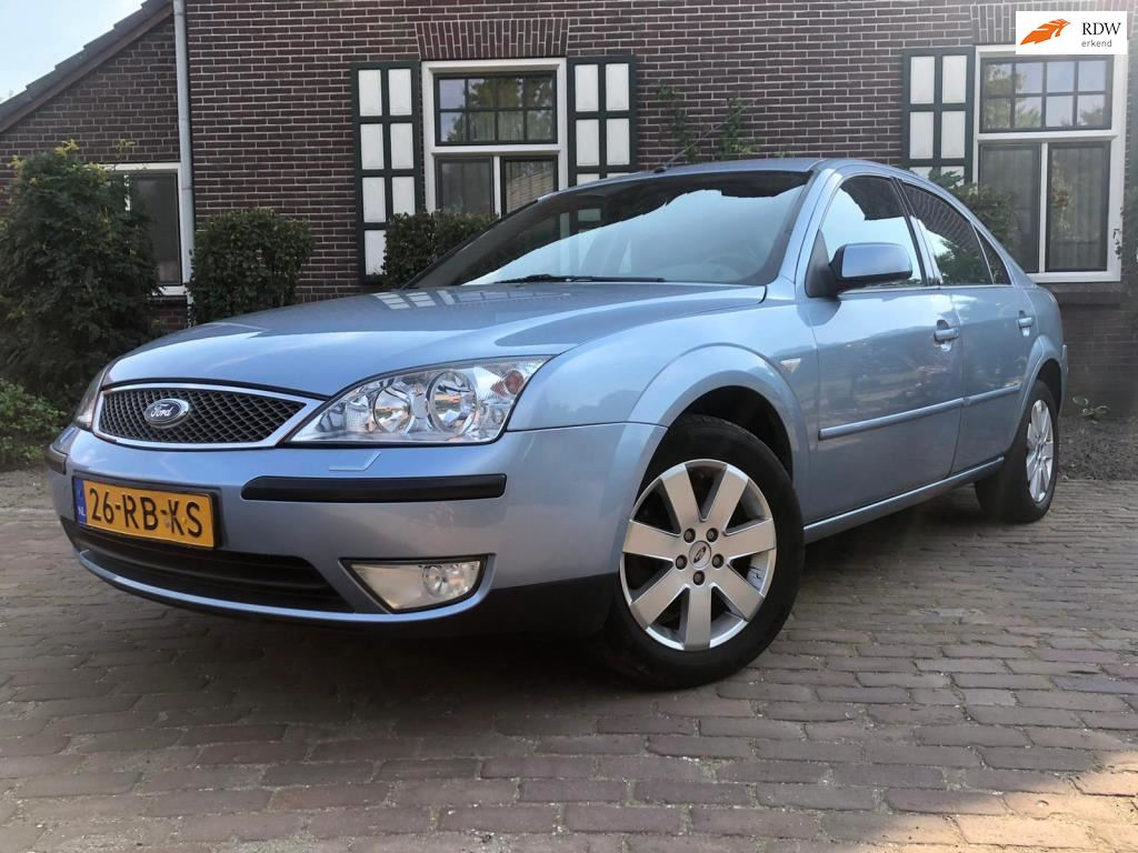 Ford Mondeo occasion - Autobedrijf P. Kuepers