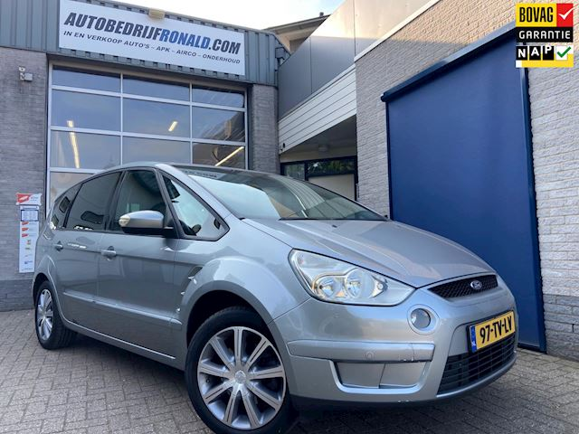 Ford S-Max 2.0-16V 7Persoons/Zeer Nette Auto