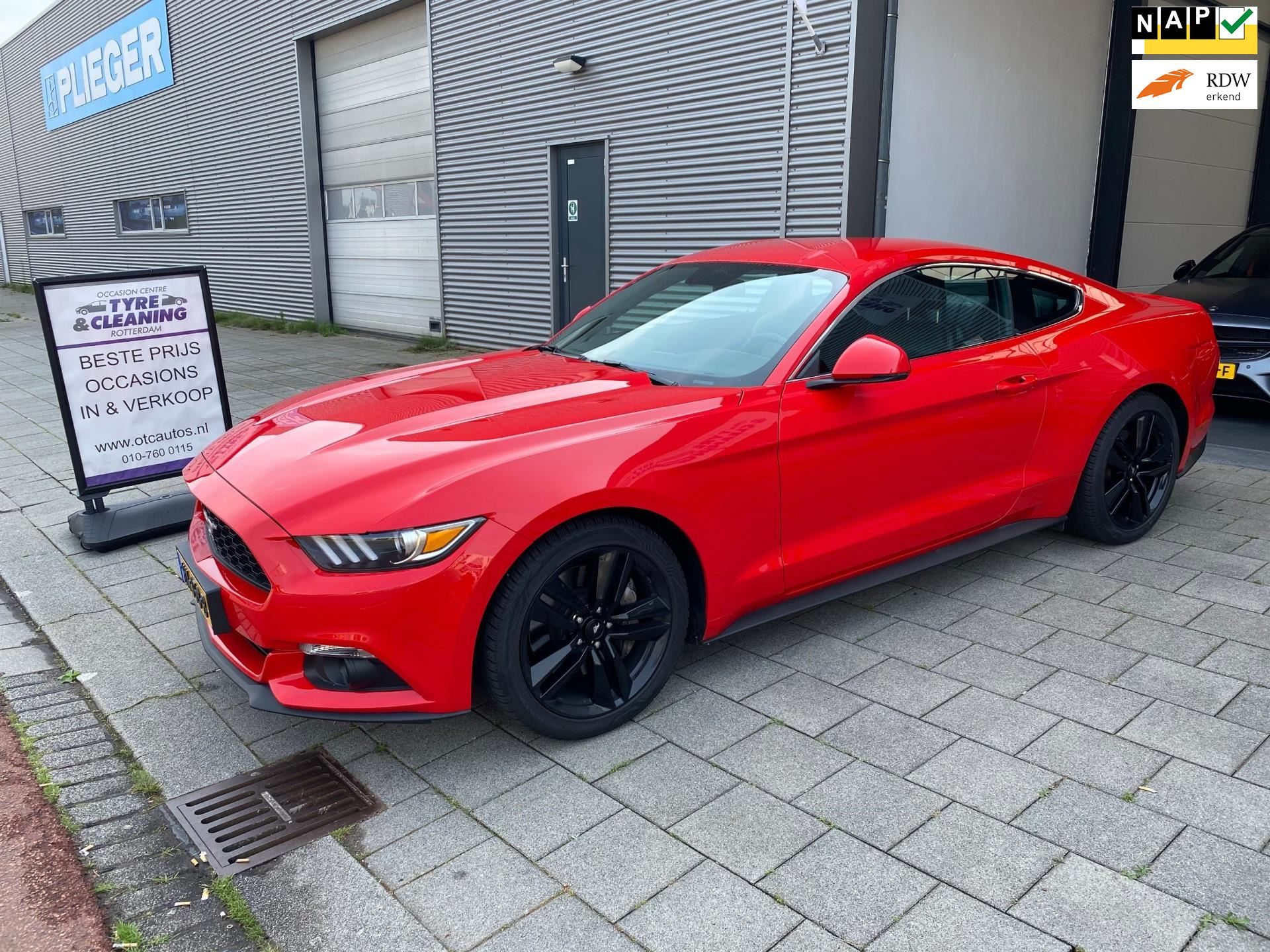 Ford Mustang Fastback occasion - OTC Auto's