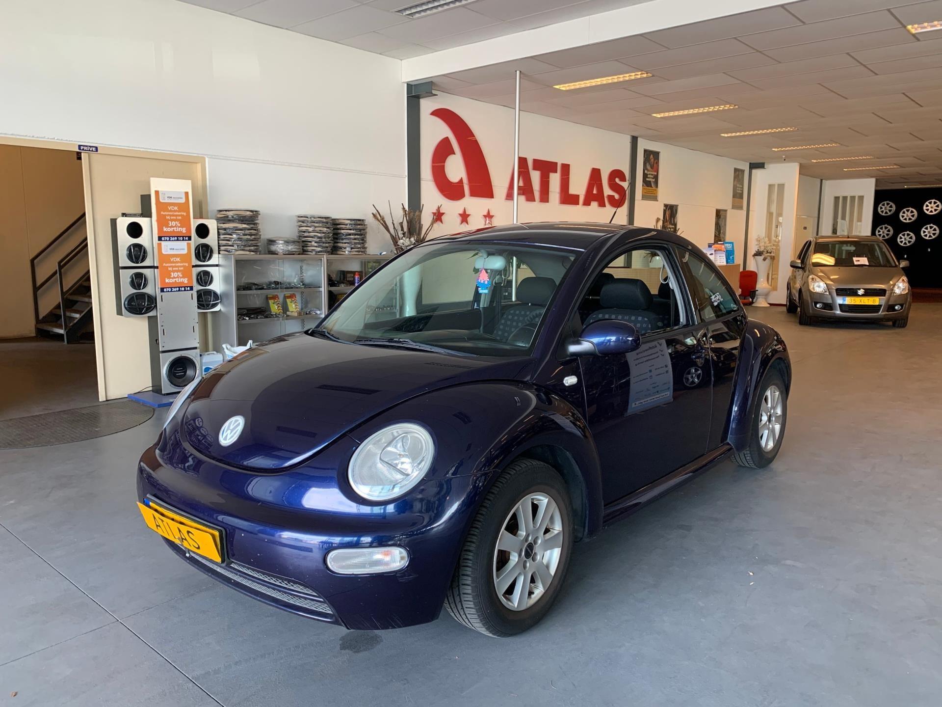 Volkswagen New Beetle occasion - Atlas Garagebedrijf